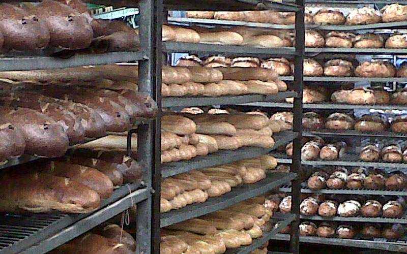 Sute de mii de pâini, găsite acasă la cerşetorul care cerea un leu să-şi ia o pâine