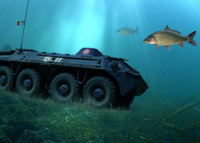 Mândria flotei! După ce un TAB s-a scufundat în Dunăre, România are oficial două submarine