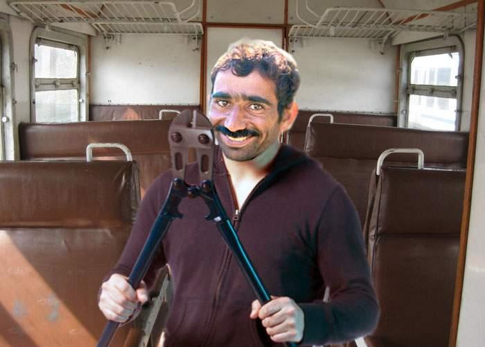 Iată că se poate! Un călător ingenios a tăiat frânele trenului Satu Mare – Constanța şi a ajuns la mare la timp