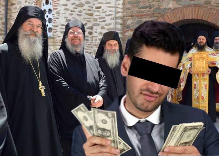 Norocos! Un român a găsit 100.000 de euro într-o sutană de popă cumpărată de pe net