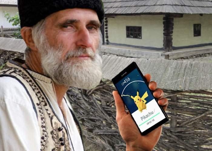 Tradiţii uitate! Într-un sat din Apuseni locuieşte ultimul român care ştie să joace Pokemon Go