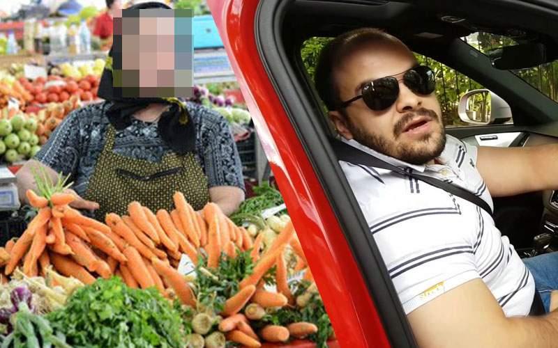 Impostori! Tarabagiii din Obor pretind că sunt ţărani, dar nu vezi un Maserati în parcare