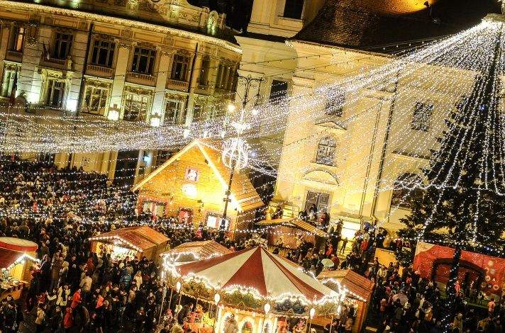 15 lucruri despre târgurile de Crăciun din ţară
