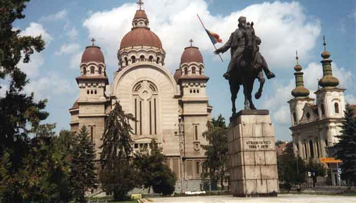 Descoperă România! 10 lucruri despre Judeţul Mureş