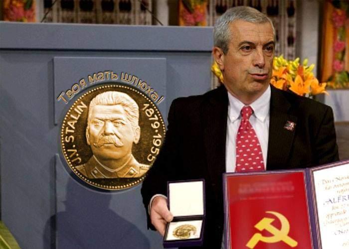 Recunoaștere internațională! Tăriceanu a primit prestigiosul premiu Stalin pentru democrație