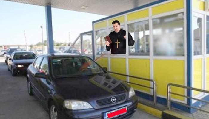 Adio, blocaj la Feteşti! Patriarhul a pus preoţi la ghişee: E mai rapid, nu se dă bon, nu se dă rest