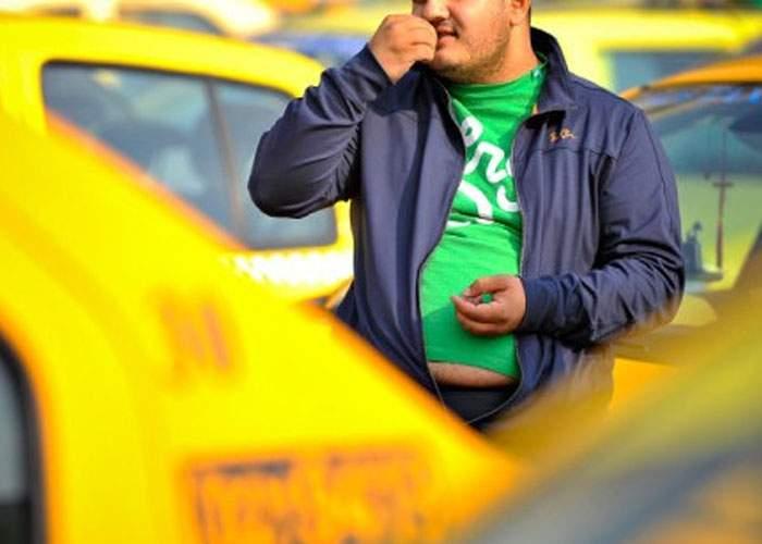Protestul anti-UBER, anulat! Niciun taximetrist n-a venit în Piaţa Victoriei pentru că era prea scurtă cursa