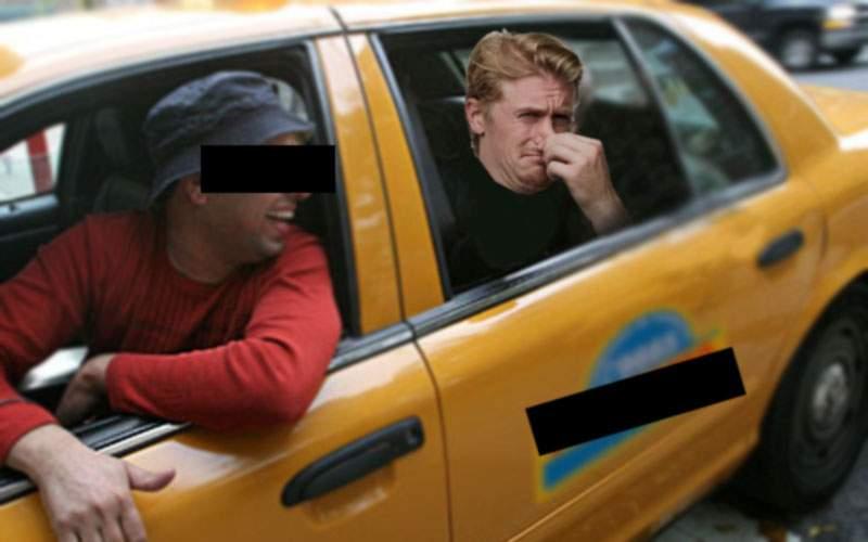 Ce mai vor? Deși Uber e interzis, taximetriștii continuă protestul, refuzând să se spele