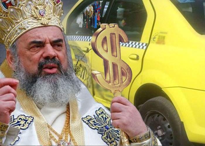 Jobul Patriarhului, în pericol! Un taximetrist susține că are mai multe icoane decât șeful BOR