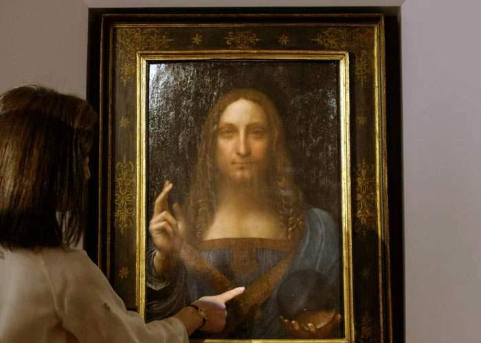 Casa Christie's, uimită că Da Vinci s-a dat cu 450 milioane: Noi am pus preţul ăla doar ca să-l reducem de Black Friday