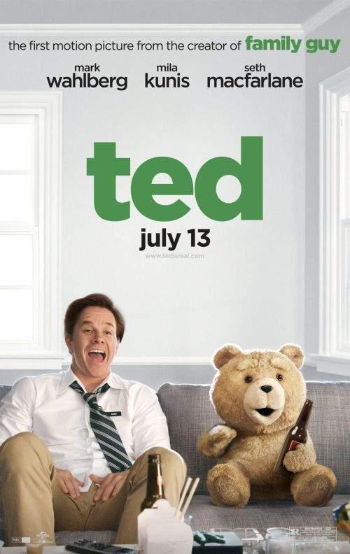 Ted – Ursul păcălit de vulpe, în varianta romance