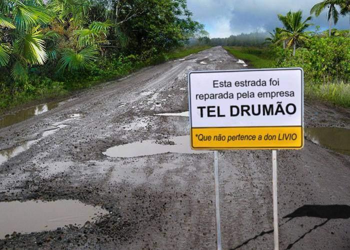 Dragnea susține că n-are nici o afacere în Brazilia dar, totuși, drumurile pe-acolo sunt ca dracu'