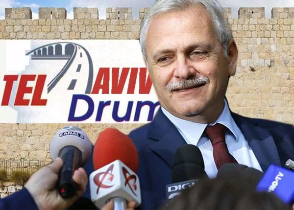 Firma Tel Aviv Drum a câştigat contractul pentru mutarea ambasadei României la Ierusalim