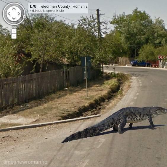 Internetul românesc, atât de rapid că ajungi mai repede la Ploieşti pe Street View decât cu trenul