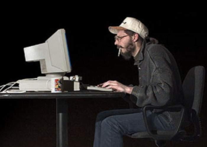 Temutul hacker caracalean loveşte din nou! A reuşit să-şi spargă propria parolă