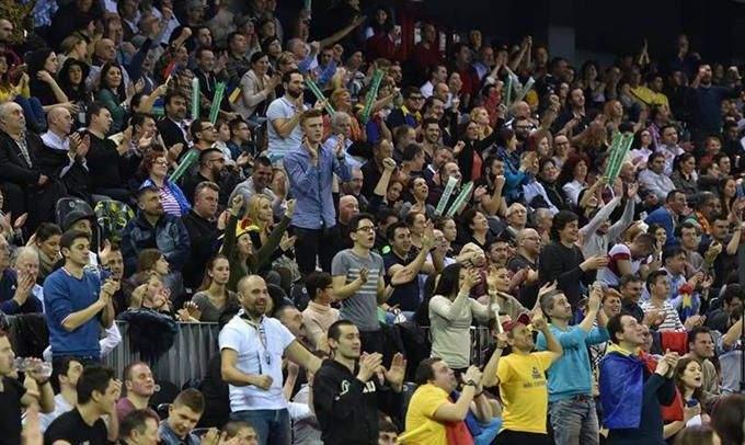 Tenis! Explicația pentru atmosfera superbă de la Cluj: 90% dintre spectatori erau maghiari