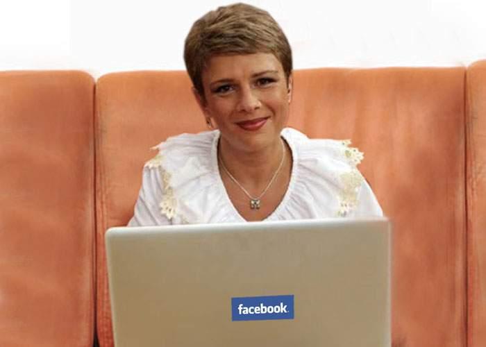 """Teo şi-a ales soţul după ce tatăl ei i-a dat """"Recommend"""" pe Facebook"""