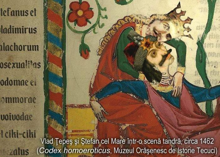 Descoperă România tradiţională! Zece dovezi că românii au fost mereu un neam de homosexuali
