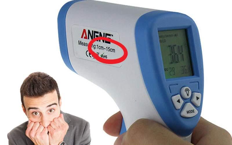 Guvernul neagă orice zvon că termometrele din magazine îţi măsoară şi penisul