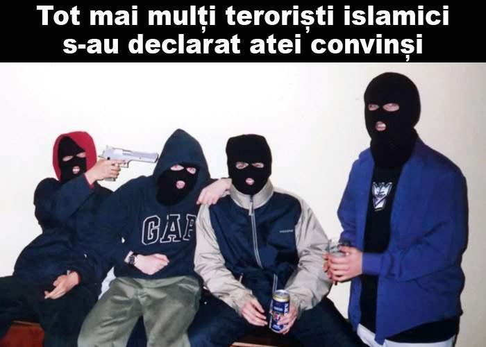 Tot mai mulţi fundamentalişti islamici sunt atei. Jihadul, încotro?