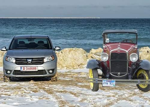 I-am depăşit pe americani! Dacia spulberă Ford Model T la un test comparativ