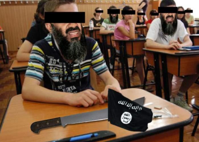 Val de radicalism islamic printre tineri, după ce s-a aflat că dacă te saltă DIICOT scapi de teze
