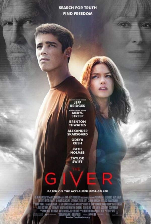The Giver – Prea darnic