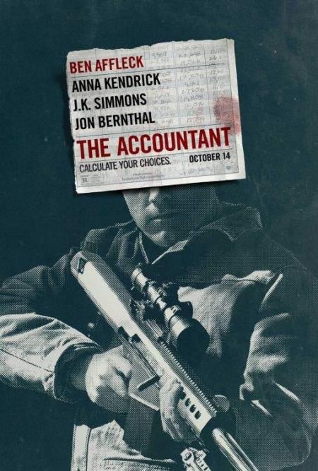 The Accountant (2016) – Rain Man gen Hitman