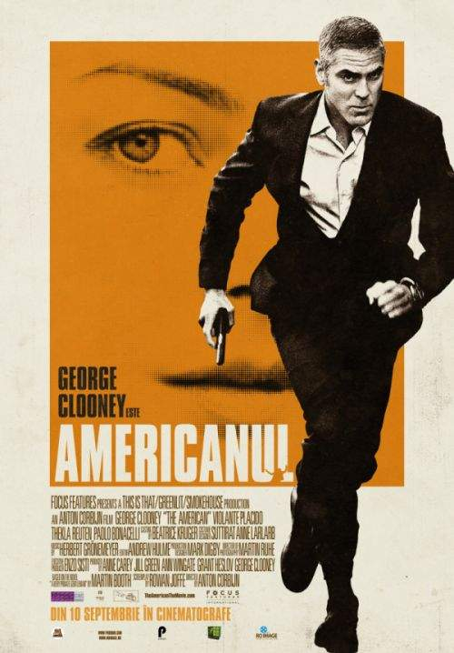 The American – izgonit de la Hollywood!!!