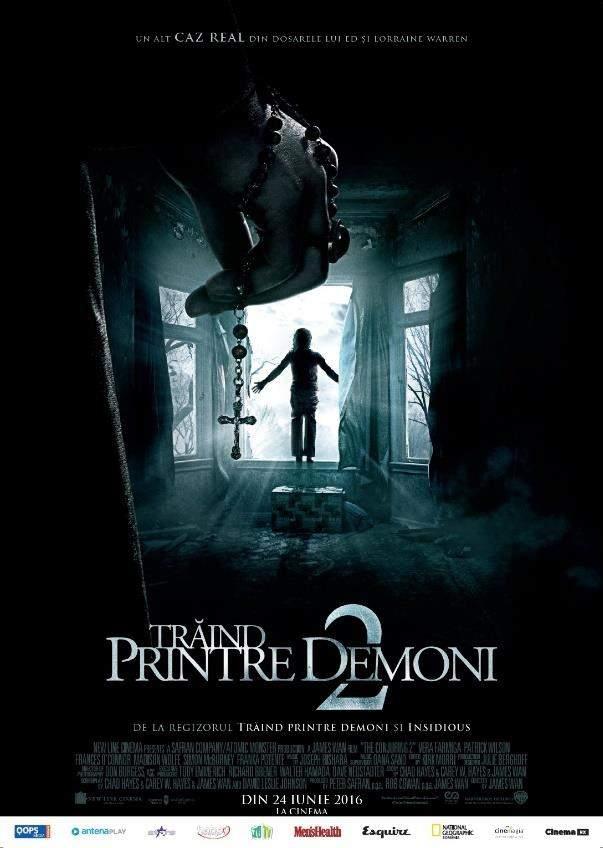 The Conjuring 2 (2016) – Să rămână englezii cu brexitu' lor, că mai sunt și bântuiți de fantome!