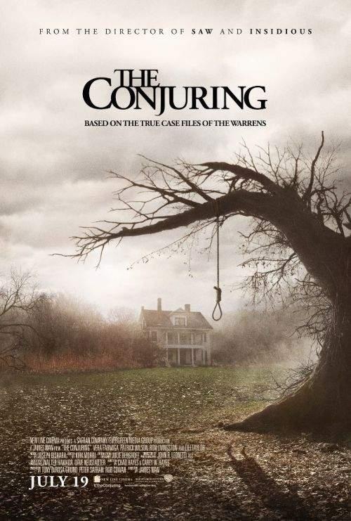 The Conjuring – Un spirit sociabil nu e neapărat şi elocvent