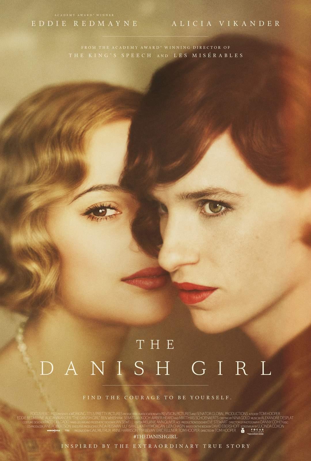 The Danish Girl (2015) – O schimbare de sex la domnu'?