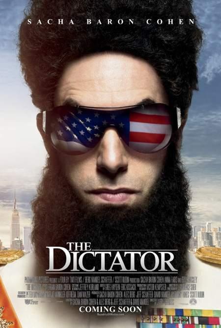 The Dictator – Asupri-ne-ai, dar n-ai cum!!!