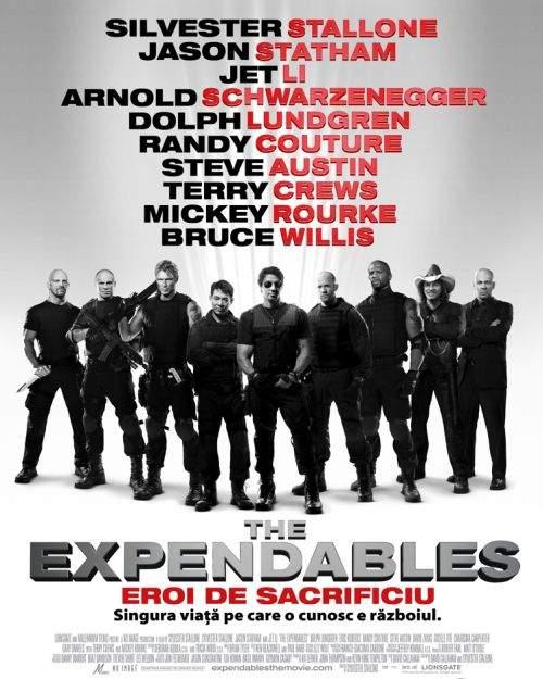 Expendables – Stallone, l-ai făcut pe Schwarzenegger!