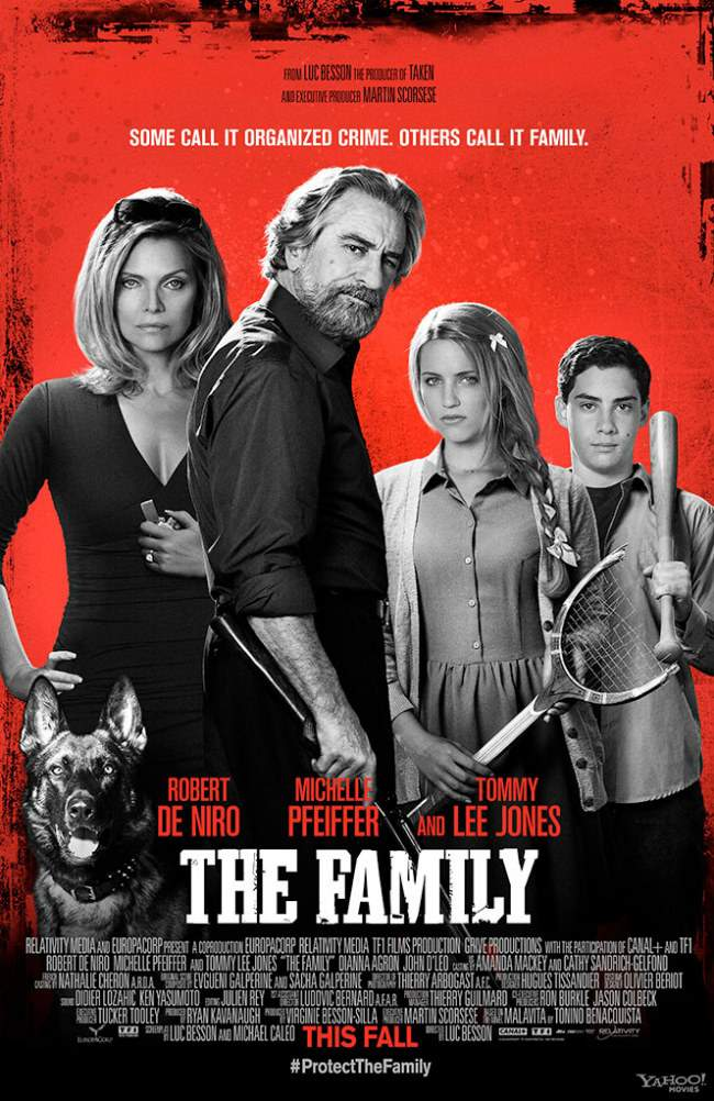 The Family (2013) – De Niro și-a omorât vechea familie, Focker!