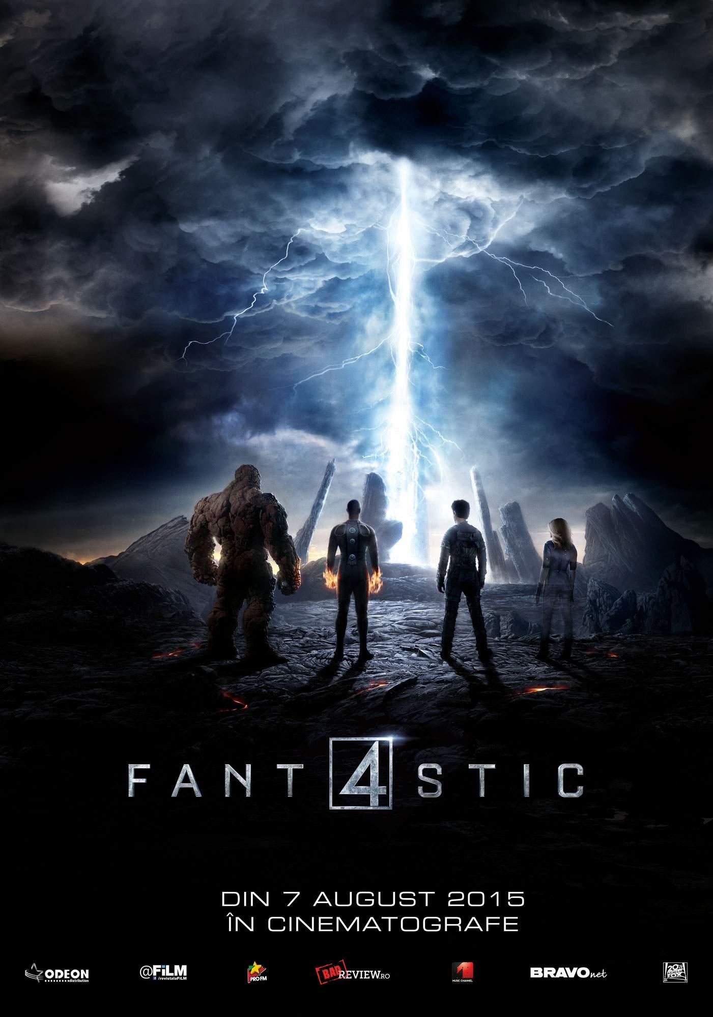 Fantastic Four (2015) – Cusururi fără număr