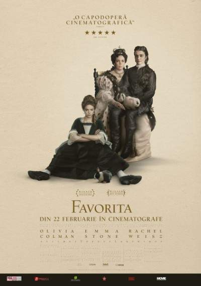The Favourite (2018) – O, Fortuna