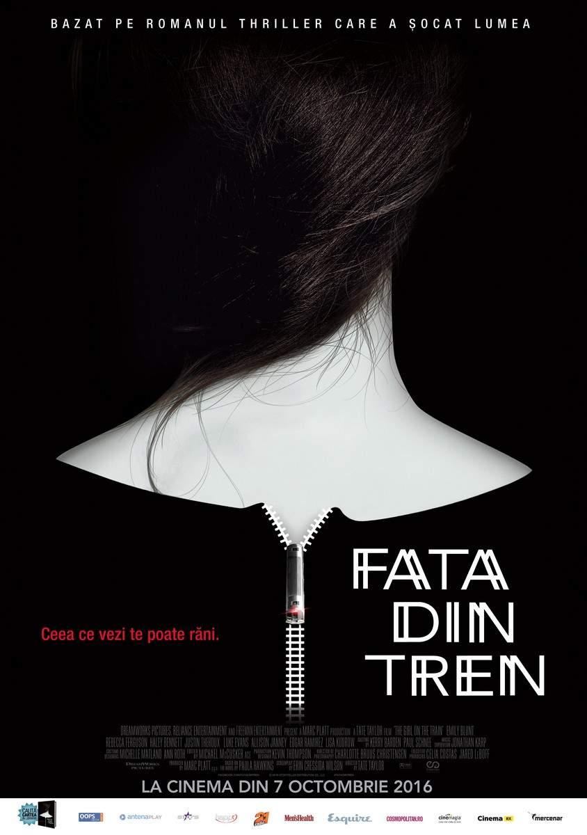The Girl on the Train (2016) – Singură-singurică, dar confuză