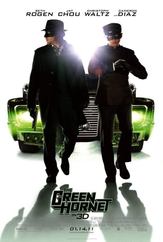 The Green Hornet – nu te-nţeapă… doar iei ţeapă!