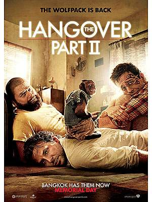The Hangover II – the real monkey business