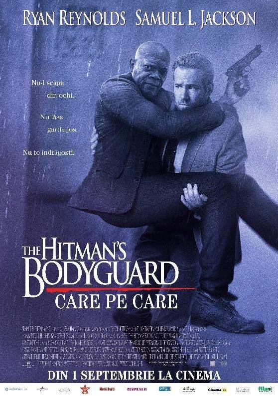 The Hitman's Bodyguard (2017) – Vreo câteva puncte tot împușcă