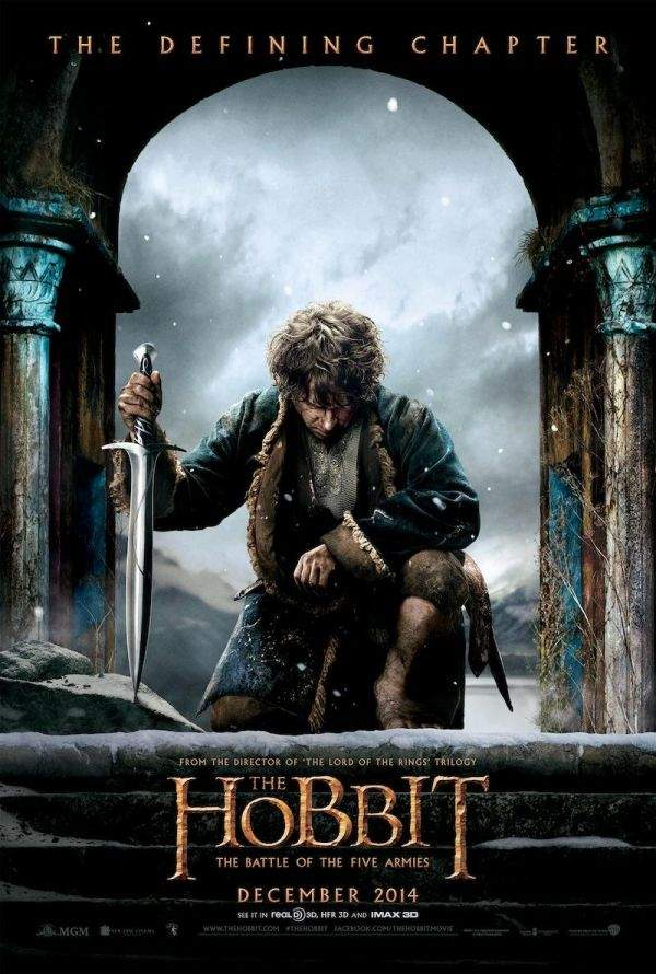 The Hobbit: The Battle of the Five Armies – Cioc, cioc, primiți cu asediu'?
