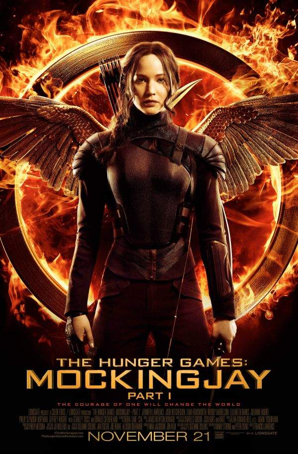 The Hunger Games: Mockingjay (I) – Gata cu joaca!