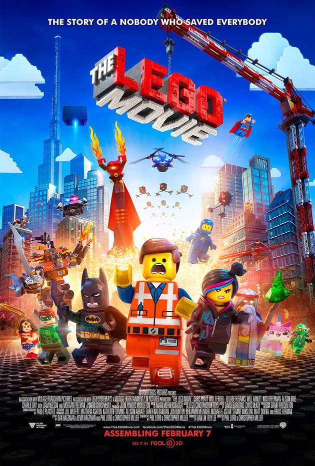 The Lego Movie – Oi fi de plastic, da-s fantastic!