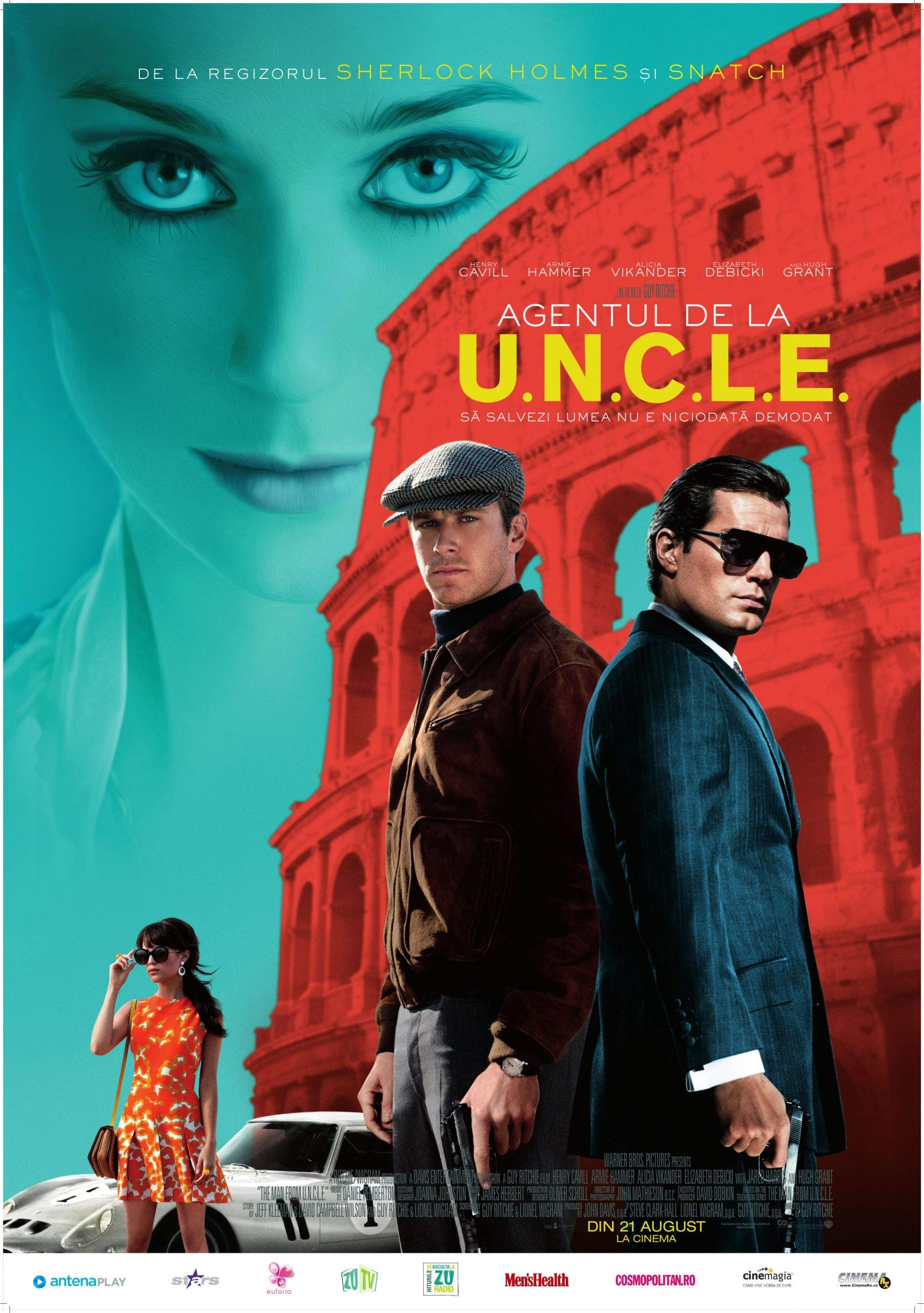 The Man from U.N.C.L.E. (2015) – C.H.I.C.