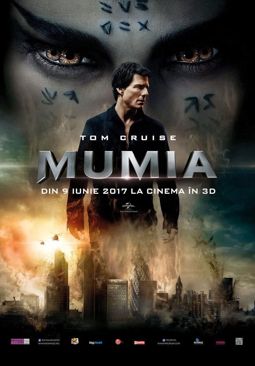 The Mummy 3D (2017) – Odihnească-se în pace