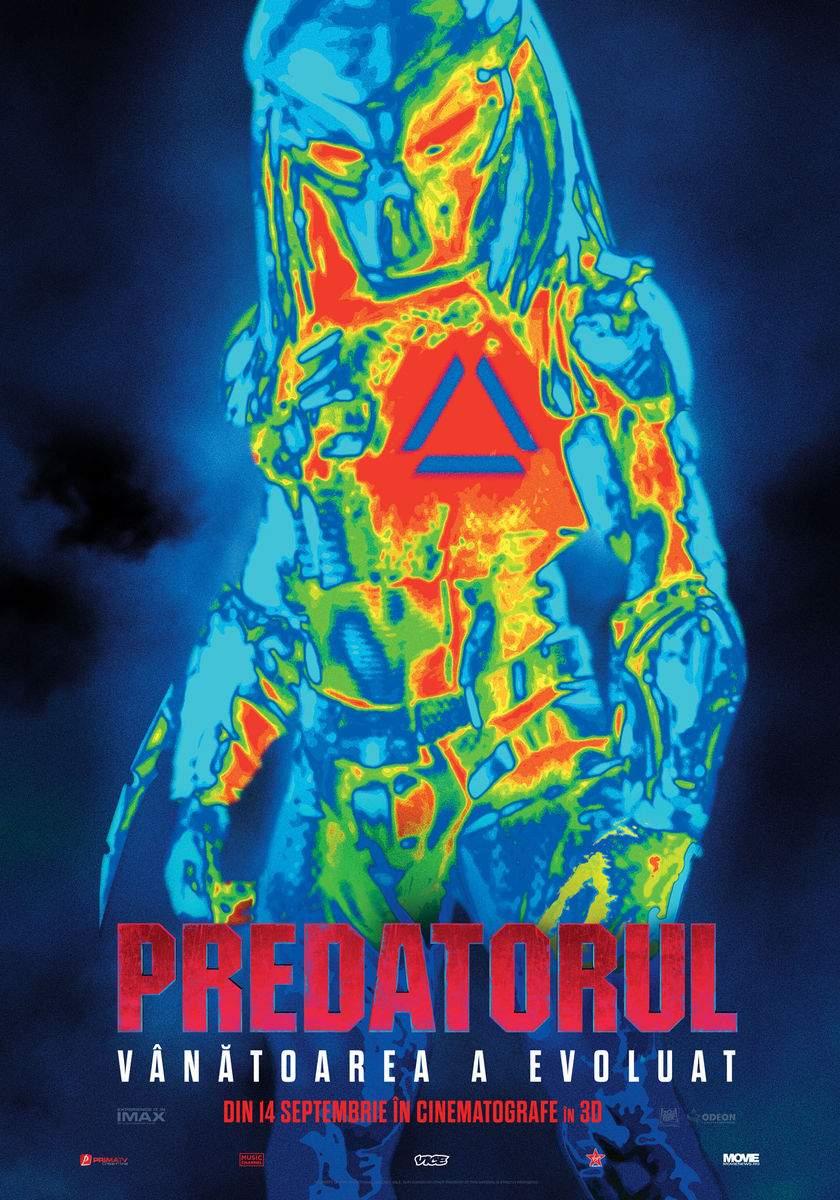 The Predator 3D (2018) – Simplu vizitator