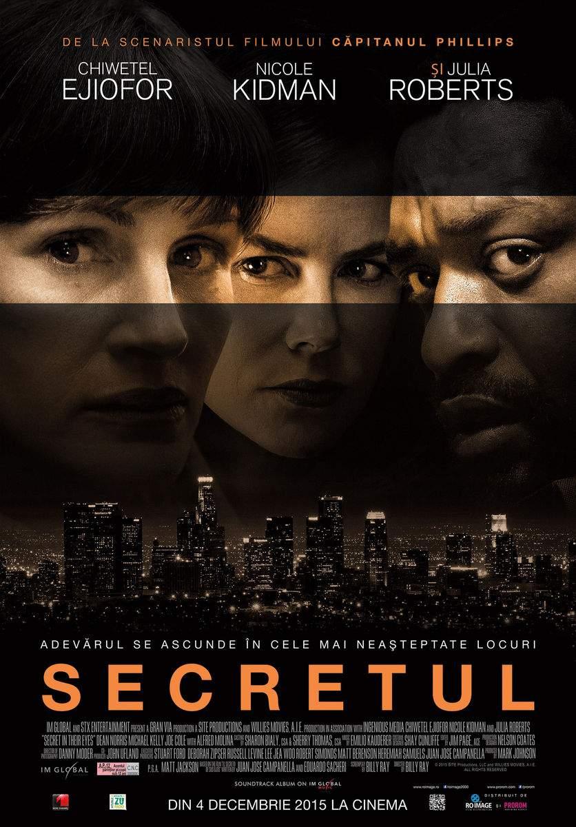 Secret in Their Eyes (2015) – Ochii văd, inima cere
