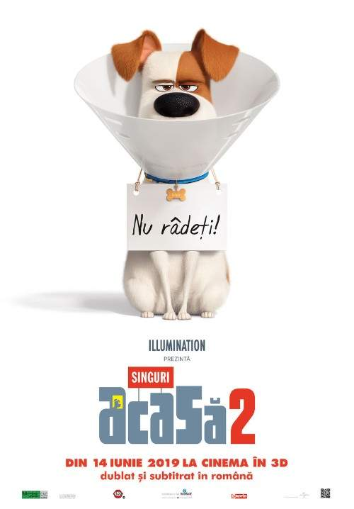 The Secret Life of Pets 2 (3D) (2019) – Animale de companie. Multinațională