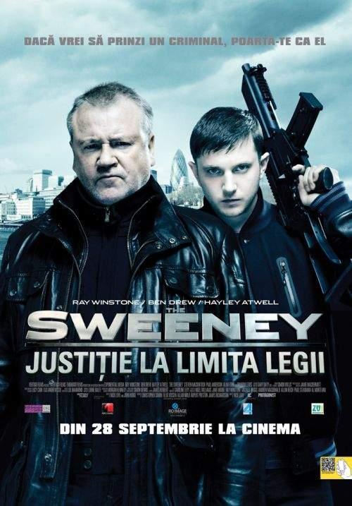 """The Sweeney – Noul sinonim pentru """"dur""""?"""